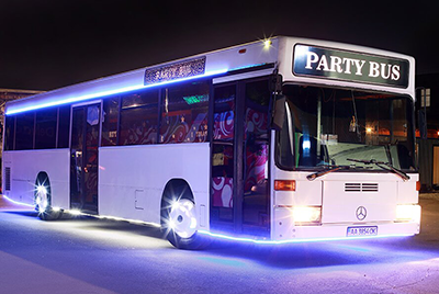 Party Bus Vegas на прокат в Киеве