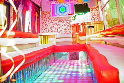 Party Bus Avatar на прокат в Киеве