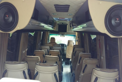 Mercedes-Benz Sprinter 519 VIP на прокат в Киеве